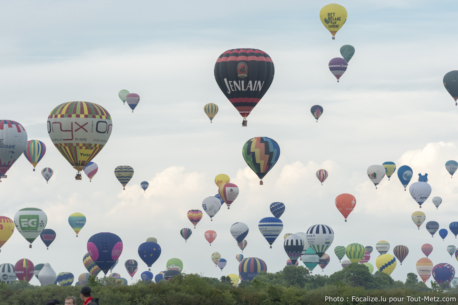 Photo de Mondial Air Ballons 2019 : horaires, animations, accès et parking