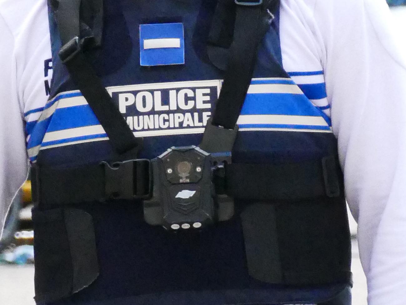 Montigny-les-Metz : la police municipale équipée de caméras-piétons