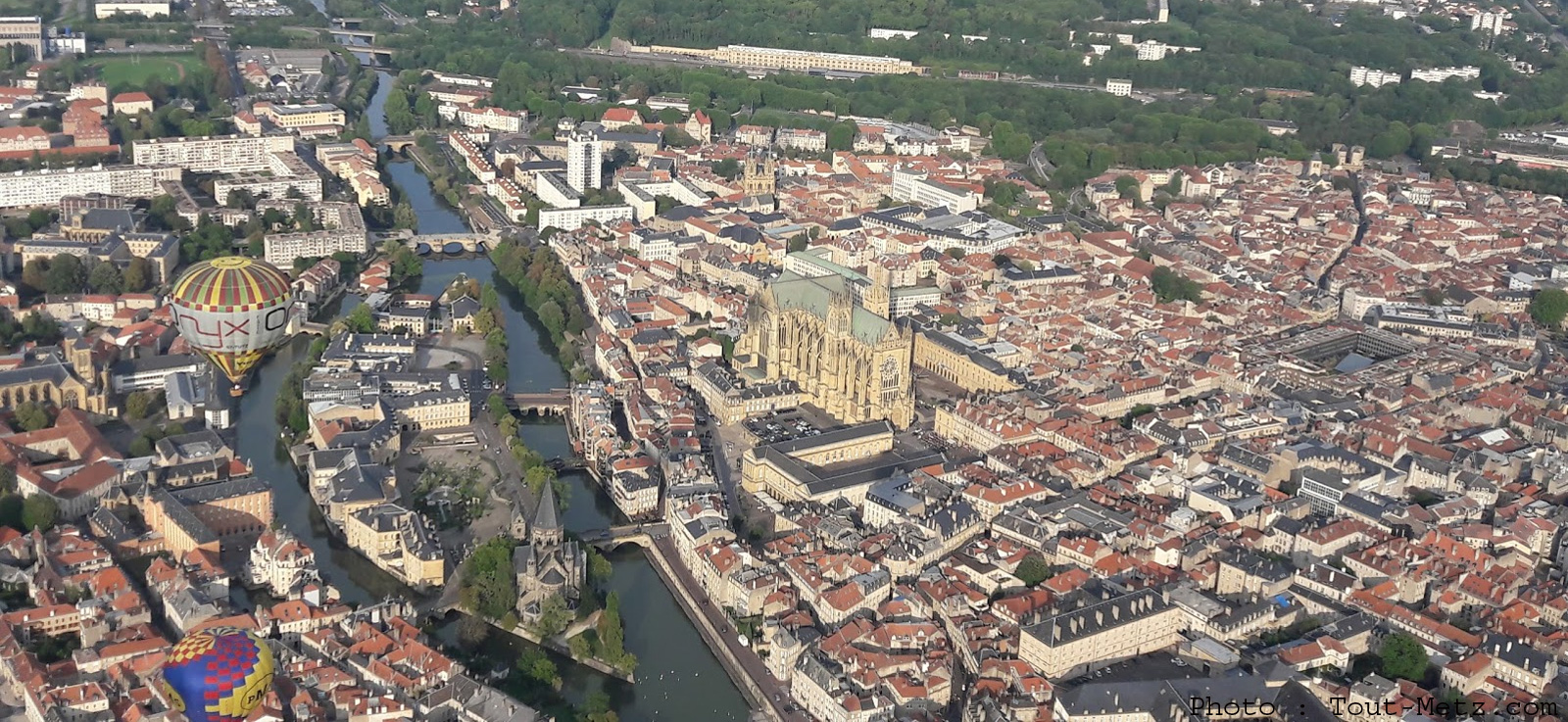 Photo of Metz : 8ème ville la plus attractive de France