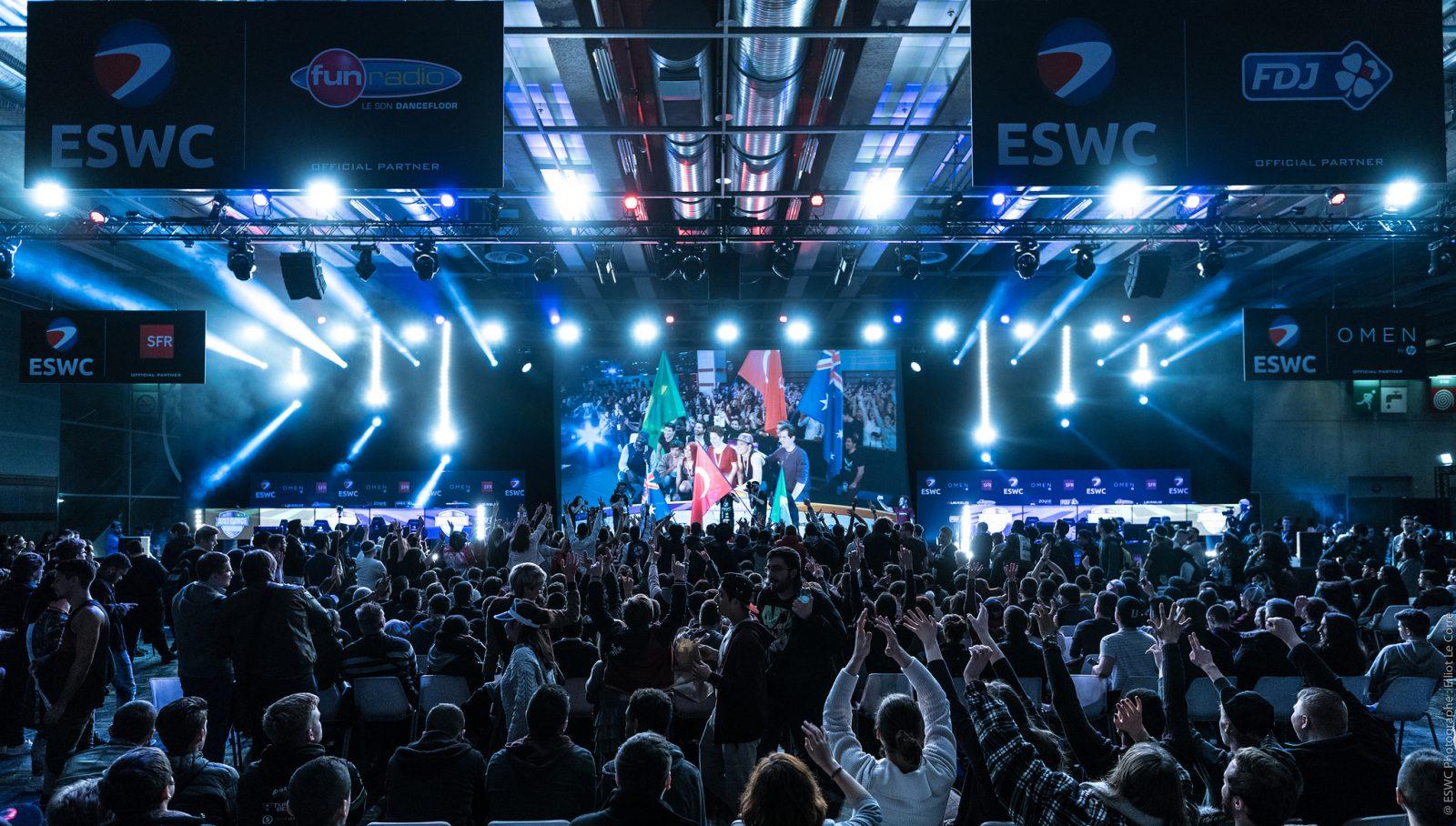 Metz : une compétition internationale de jeux vidéos s'installe pour 3 ans au centre des congrès dès 2018