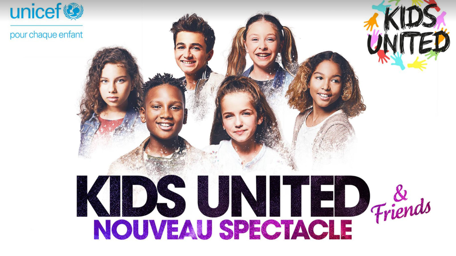 Concert : les Kids United de retour aux Arènes de Metz en 2018