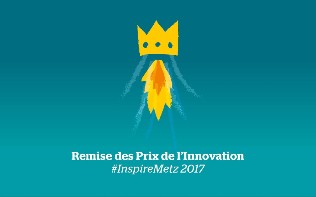 Photo of Les prix de l'innovation numérique 2017 remis à Metz