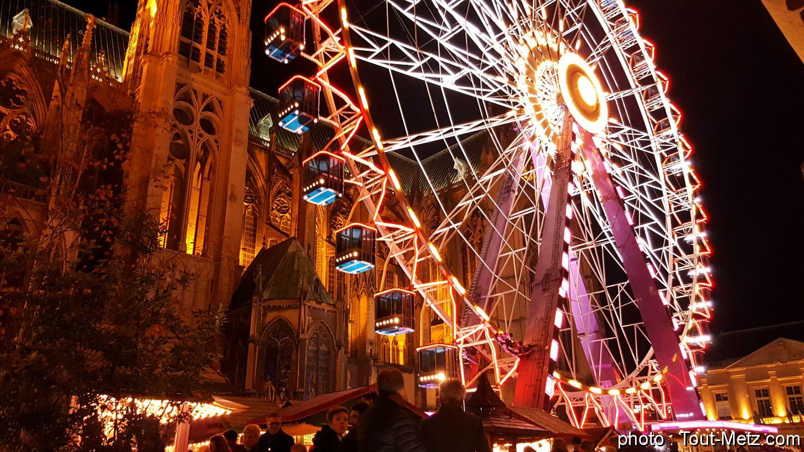Photo de Plus beaux marchés de Noël d'Europe : Metz dans le top 10