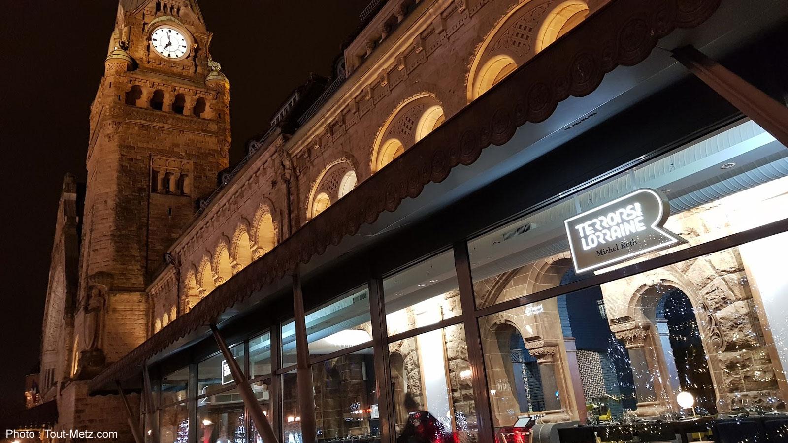 Photo of Metz : le restaurant du chef étoilé Michel Roth «Terroirs de Lorraine» est ouvert