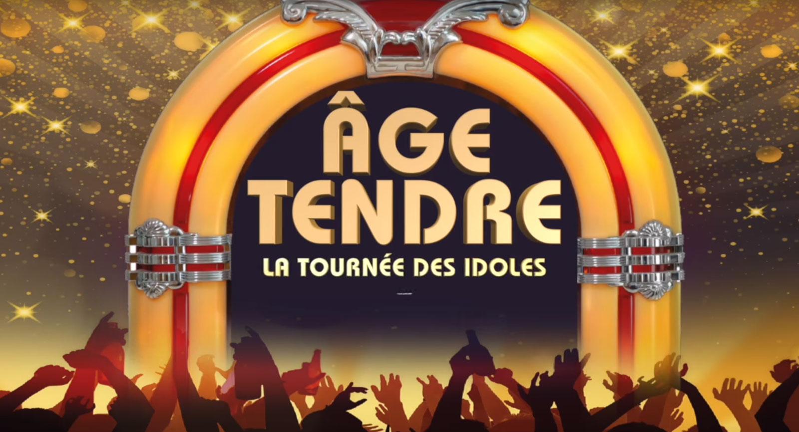Age tendre, la tournée des idoles au Galaxie d'Amnéville