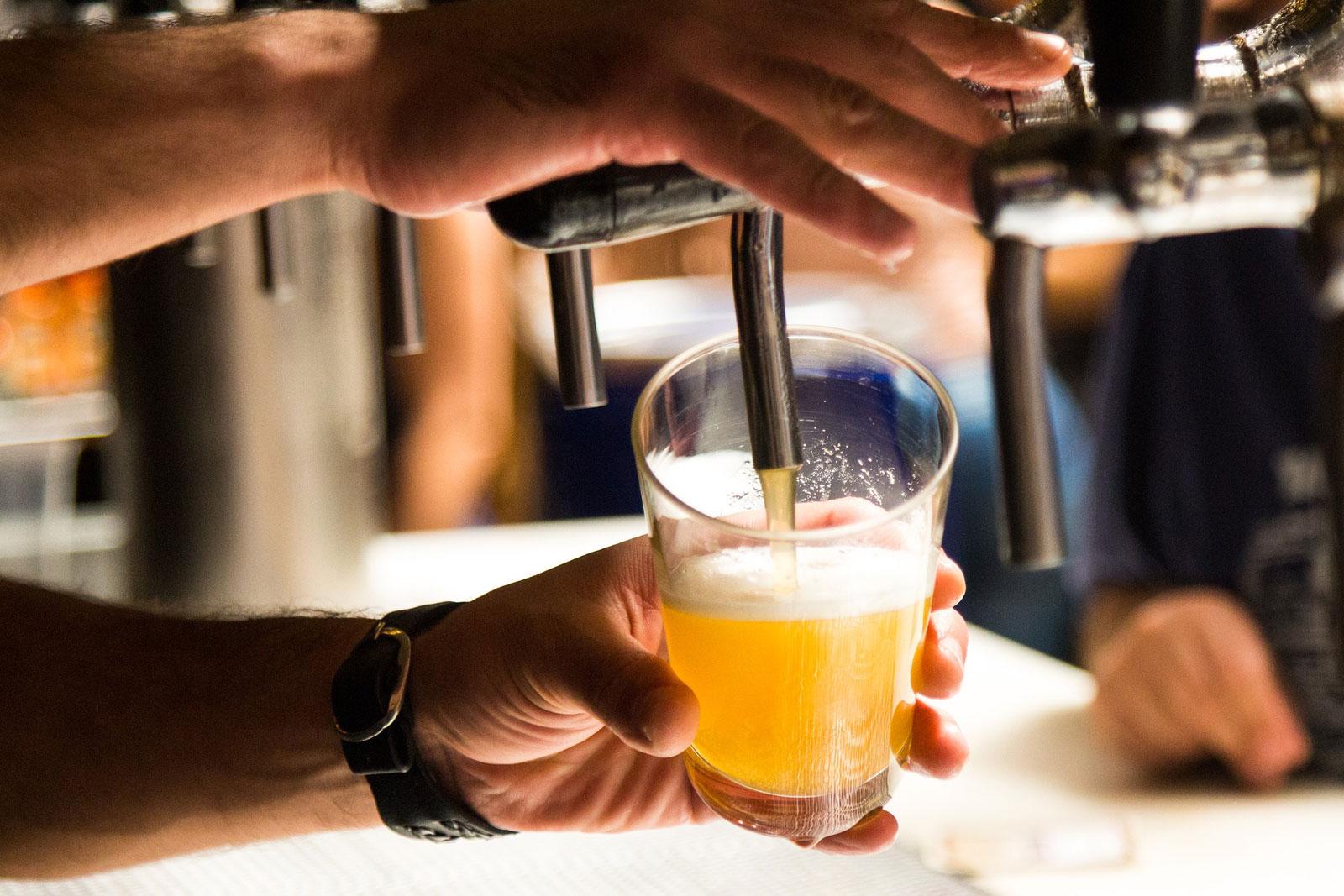 Salon à Richemont : 20 années riches en bières