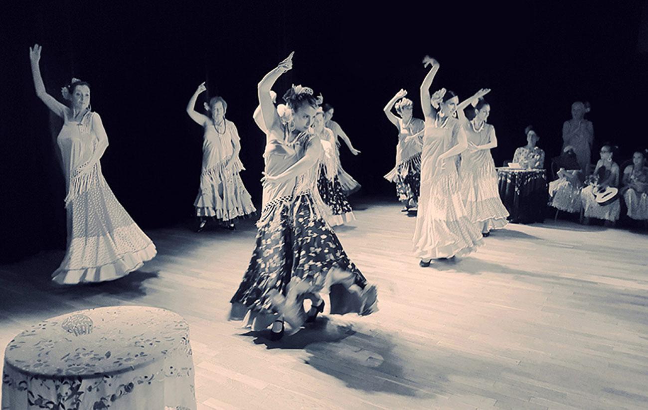 Stage découverte de Flamenco : la Louvière de Marly au rythme de l'Andalousie