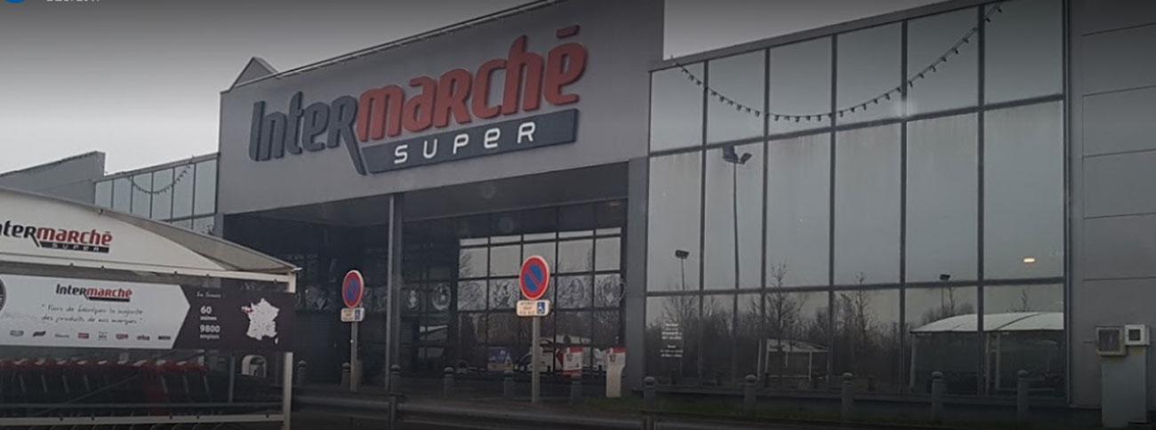 Metz : hystérie et bousculades pour des couches-culottes en promo à l'Intermarché