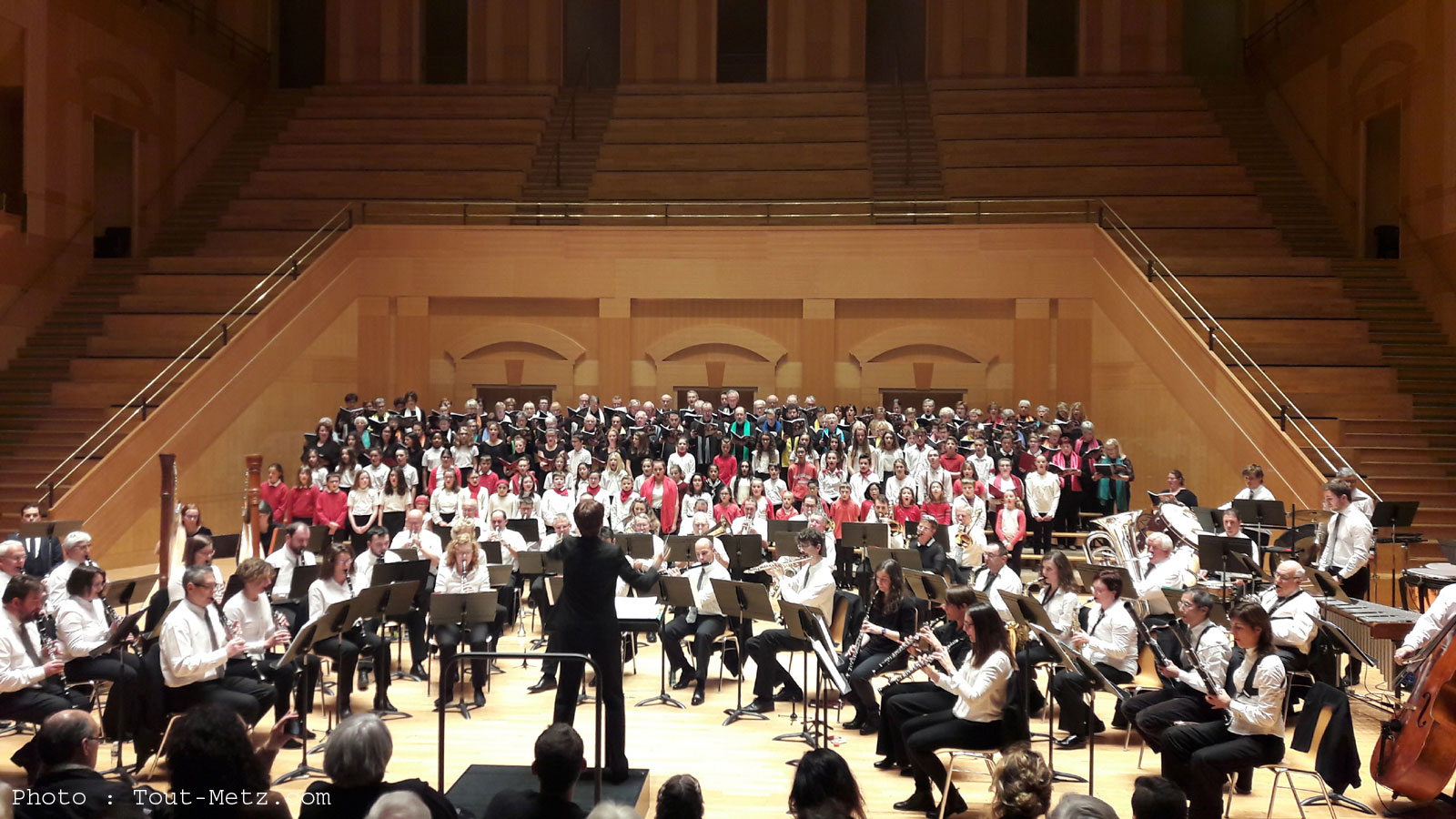 Photo of Concert de Printemps de l'Orchestre d'harmonie de Metz : retirez vos places gratuites