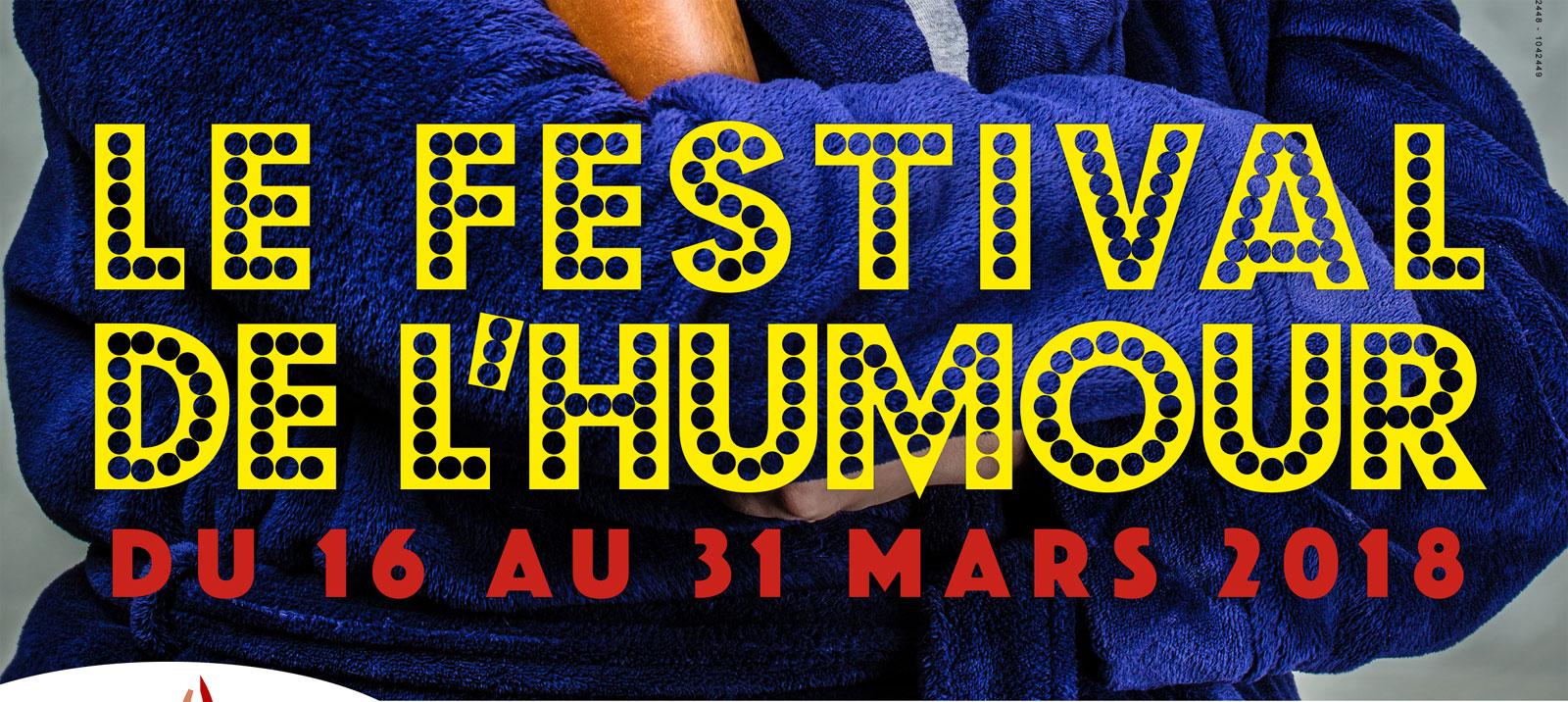 Festival de l'humour à Montigny-lès-Metz : programme complet