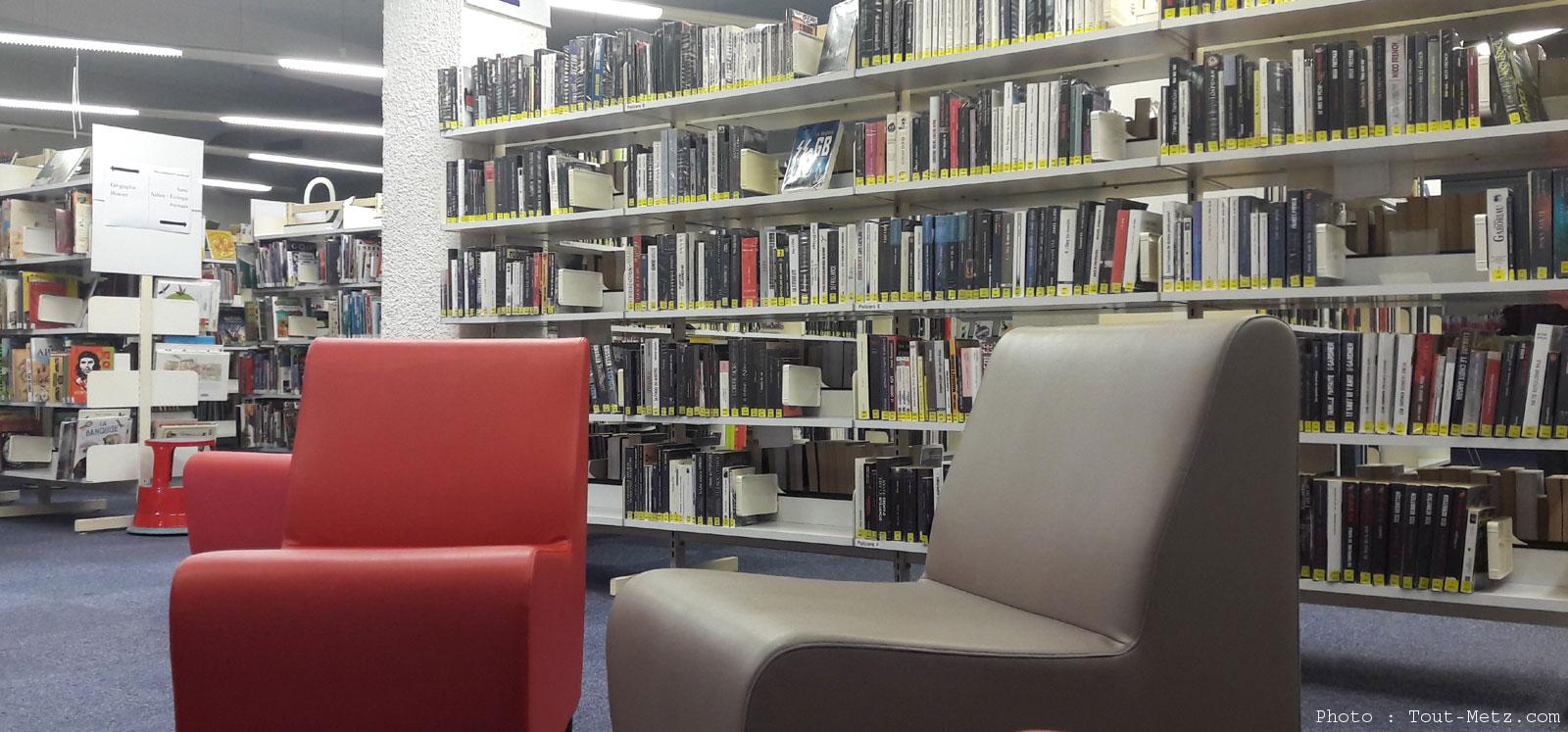 Photo of Bibliothèques et médiathèques de Metz : un bilan très positif pour l'année 2019