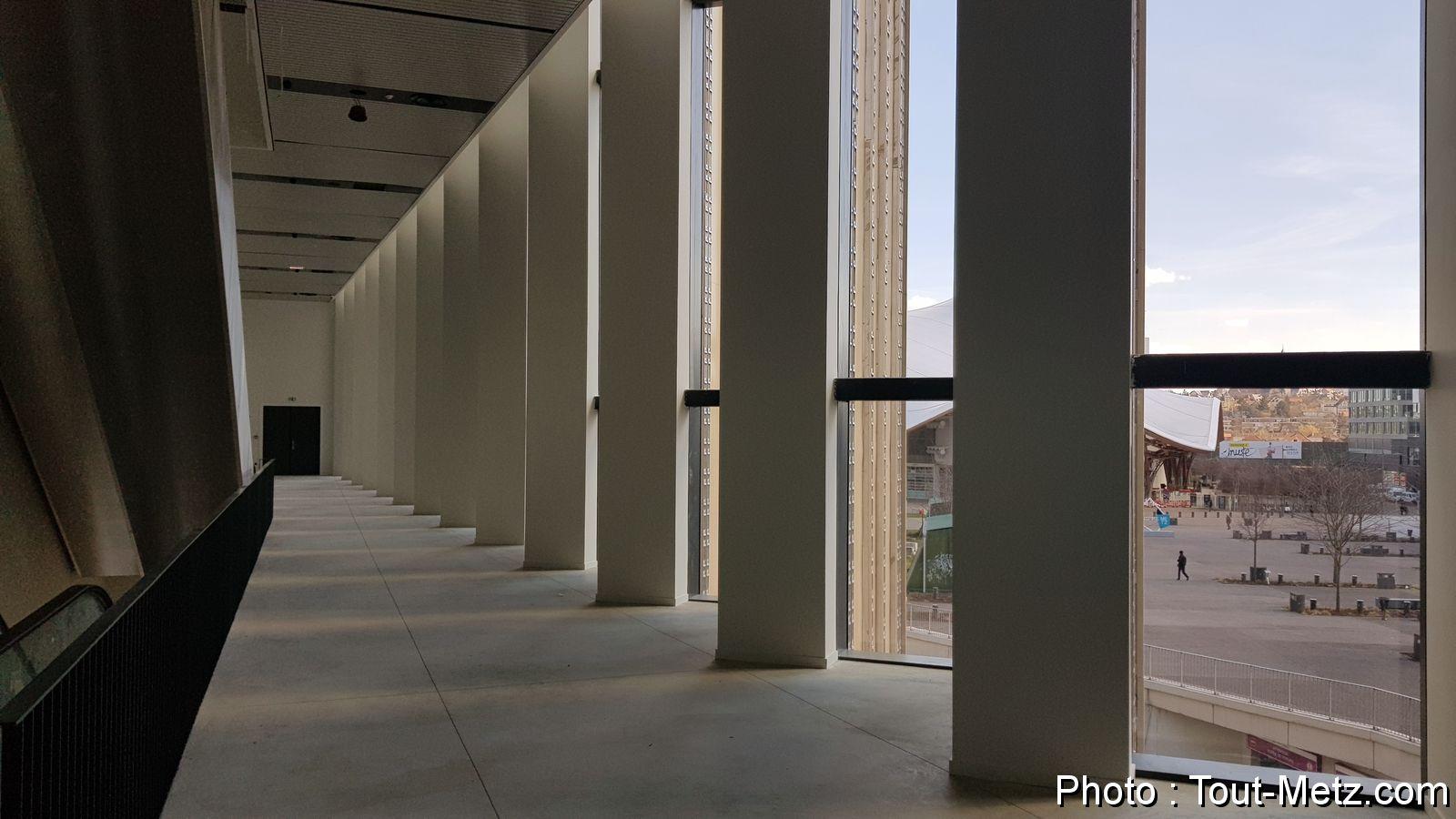 Photo of A l'intérieur du nouveau centre des congrès de Metz (gare) : reportage photo