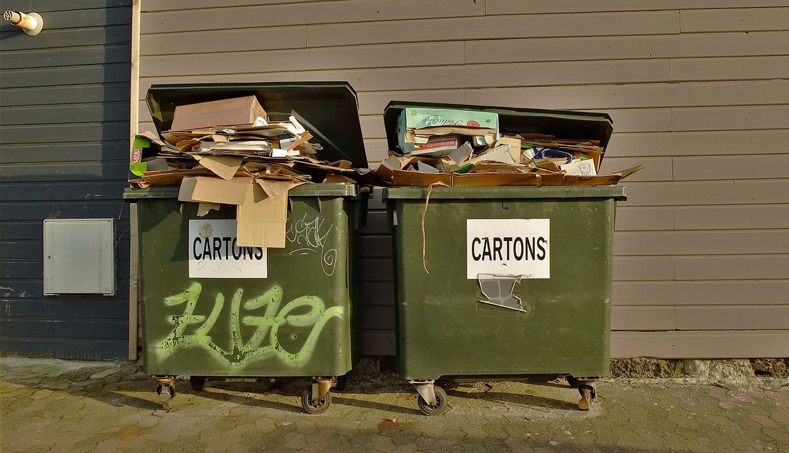 Photo de Collecte des déchets à Metz : de nouveaux bacs livrés au centre ville