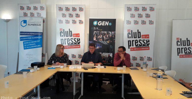 Photo of #GEN 2018 à Metz : l'événement business et numérique du Grand Est voit plus grand