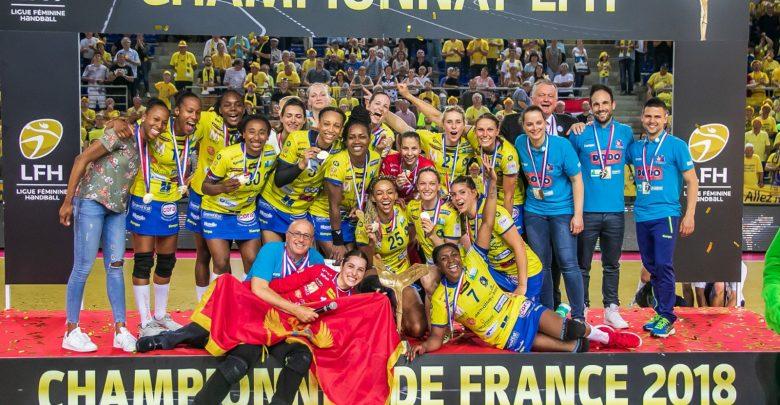 Photo of Metz Handball : championnes de France pour la 22ème fois