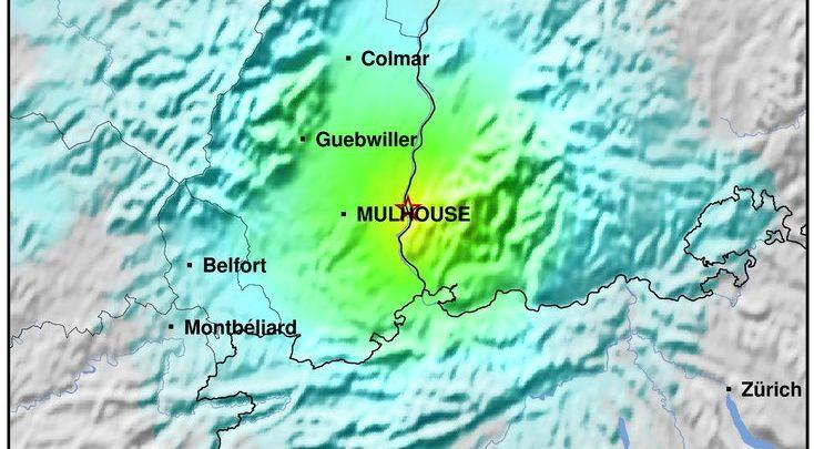 Photo of Un séisme d'une magnitude de 3.5 ressenti en Lorraine et en Alsace le 4 mai
