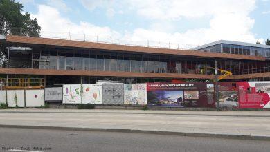 Photo of L'Agora à Metz Nord : le chantier en photos