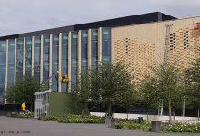 Photo of Vidéo : la façade du Centre des Congrès à Metz prend forme