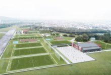Photo de Frescaty : le nouveau centre d'entraînement du FC Metz accueille le public dans quelques jours