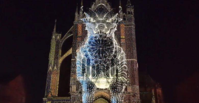 Photo of Metz : la cathédrale aura son mapping d'hiver