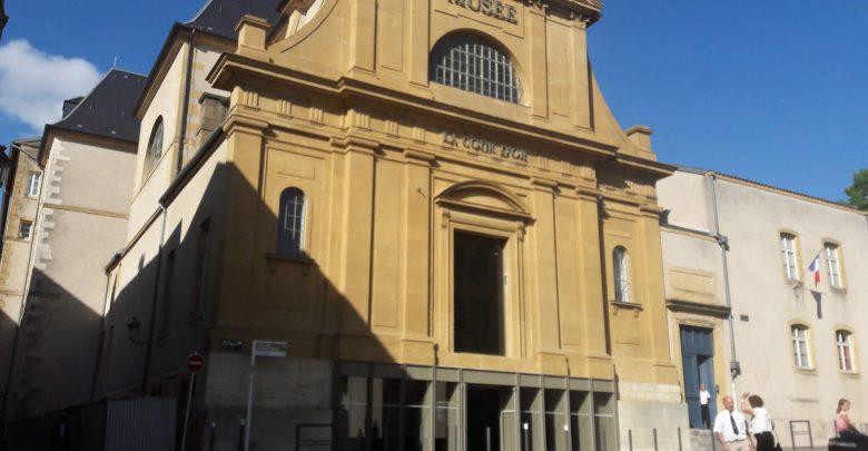 Photo de Metz : le musée de la Cour d'Or gratuit cet été