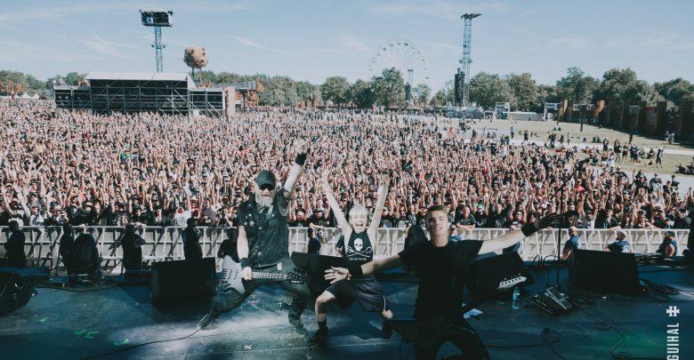 Photo of Première scène au Hellfest : le trio lorrain l'a fait !
