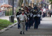 Photo of Vidéo : cérémonies, hymnes, et défilé militaire du 13 juillet 2018 à Metz