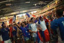 Photo de Coupe du monde : la demi-finale du match de l'équipe de France diffusée sur écran géant à Metz