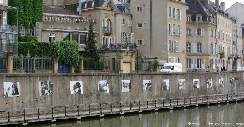 Photo of Metz : l'expo saccagée de l'artiste Ciappa réinstallée sous vidéo-surveillance