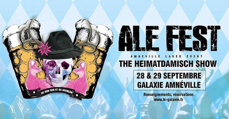Photo de ALE Fest 2018 au Galaxie d'Amnéville : du son et du houblon