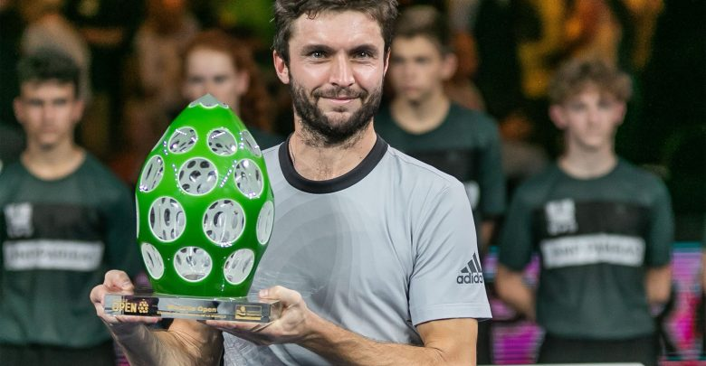 Photo of Moselle Open 2018 à Metz : Gilles Simon vainqueur
