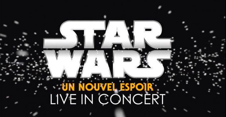 Photo de Star Wars en ciné-concert à Metz