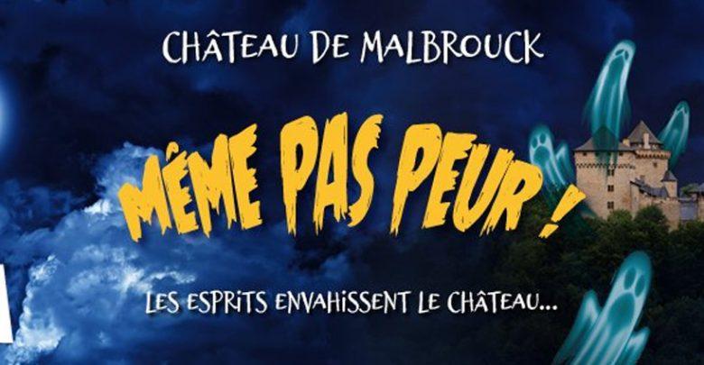 """Photo de Week-end """"Bêtes et Sorcières"""" au Château de Malbrouck : même pas peur"""