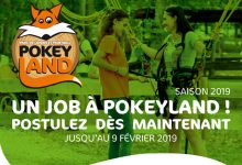 Photo of Envie de travailler dans un parc d'attraction ? 80 recrutements en cours à Pokeyland