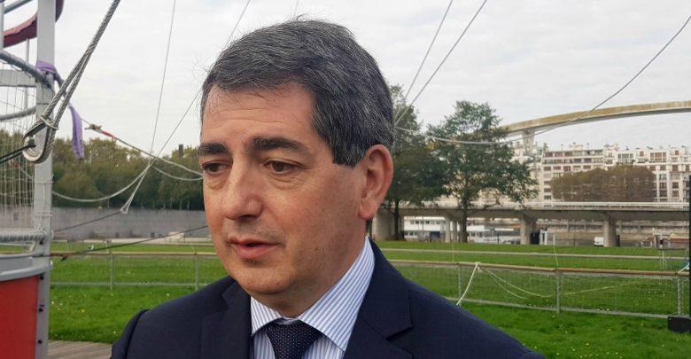 Photo de Jean Rottner, président du Grand Est, demande le passage de la région en zone verte