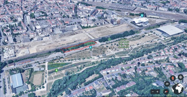 Photo of Metz : un nouveau parking dans le quartier de l'amphithéâtre