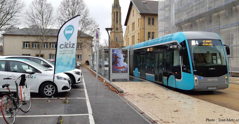 Photo of Un mois sans ma voiture : Metz Métropole relance le défi