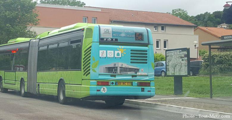 Photo of Bus à Châtel, Jussy, Ste-Ruffine, Lessy et Moulins : du changement sur la ligne 5