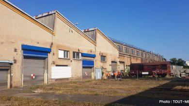 Photo de Le centre de maintenance de la SNCF de Montigny va renaître et accueillir 50 emplois