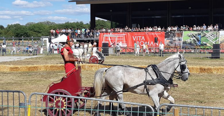 Photo de Vita Romana 2019 : Bliesbruck se met à l'heure romaine tout un week-end
