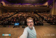 """Photo de GEN à Metz : Jamy de """"C'est pas Sorcier"""" rencontre 600 collégiens"""