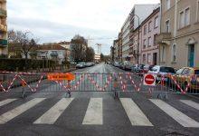 Photo de Marathon de Metz : rues fermées et parking condamné