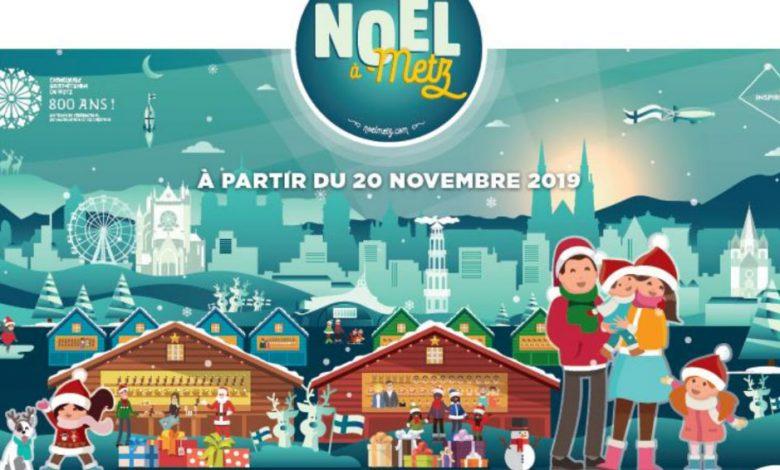 """Photo of Marchés de Noël à Metz : """"6 semaines jour pour jour"""""""