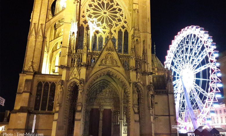 Photo de La marche Metz illuminée, c'est ce week-end