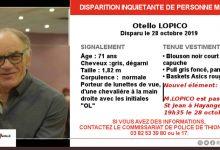 Photo of Hayange : nouvel élément dans la disparition d'Otello Lopico