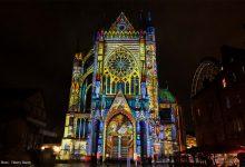 Photo de Découvrez en avant-première le mapping des 800 ans de la Cathédrale de Metz en vidéo