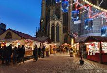 Photo de Metz annule son marché de Noël et la Saint-Nicolas