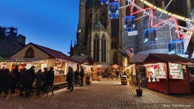 Photo of A Metz, sécurité renforcée sur les marchés de Noël