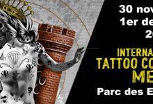 Photo of Metz Tattoo Convention : 2 jours dédiés aux tatouages