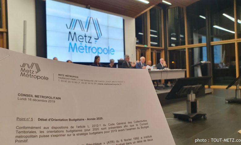 Photo de Baisse de la taxe sur les ordures ménagères et stabilité fiscale en 2020 à Metz Métropole